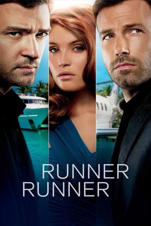 Runner Runner - Poster