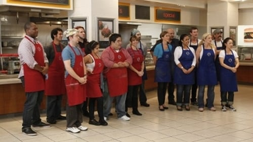 MasterChef: Season 2 – Episode Top 16 Compete
