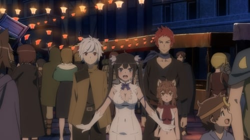 DanMachi: Is It Wrong to Try to Pick Up Girls in a Dungeon? – Arrow of the Orion