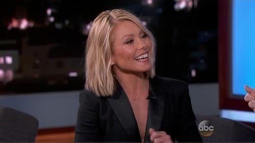 Jimmy Kimmel Live 2015 Hd Tv: Season 13 – Episode Kelly Ripa, Joshua Malina, Gorgon City feat. Jennifer Hudson