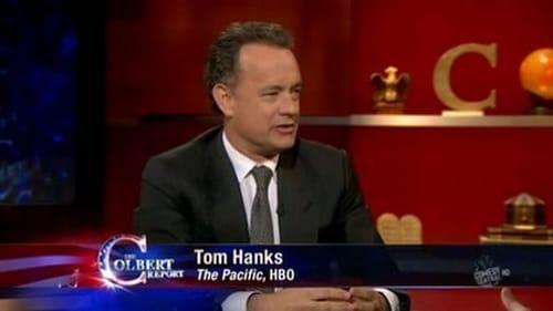 The Colbert Report 2010 Blueray: Season 6 – Episode Tom Hanks