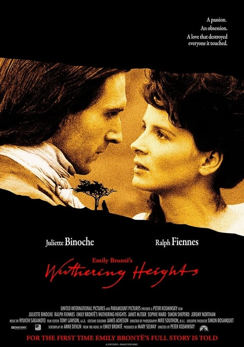 Streaming Wuthering Heights (1992) Full Movie