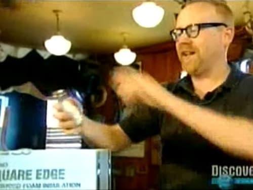 MythBusters: Season 2005 – Épisode Cooling a Six-Pack