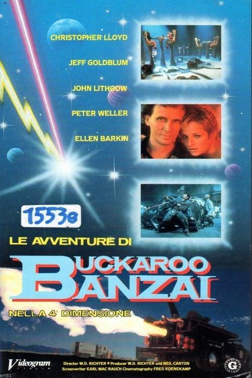 Le avventure di Buckaroo Banzai nella quarta dimensione (1984)
