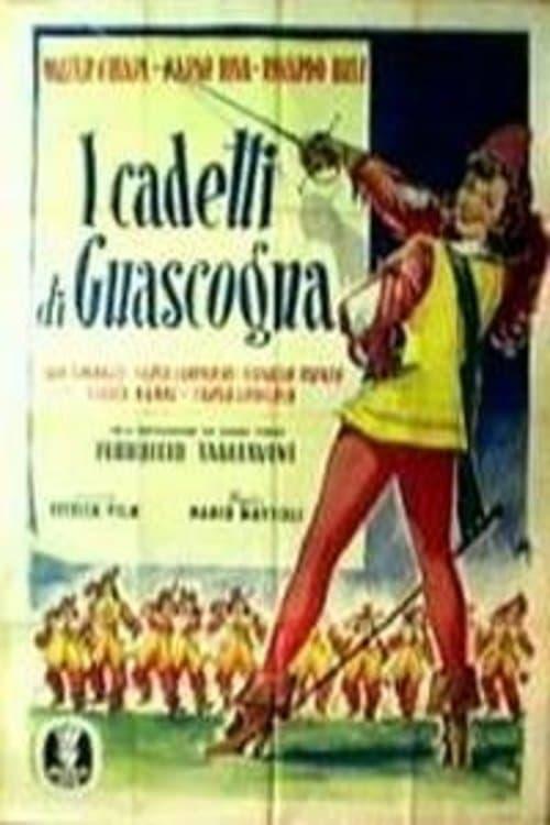 Filme I cadetti di Guascogna Com Legendas