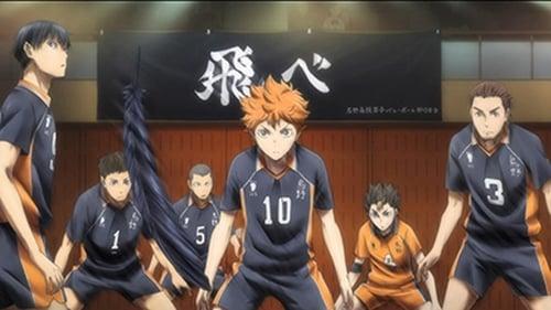 Poster della serie Haikyu!!