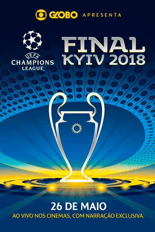 Final UEFA Champions League 2018 Found