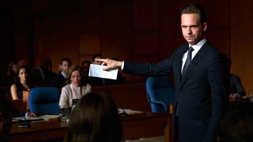 Suits: Season 5 – Episode Tick Tock