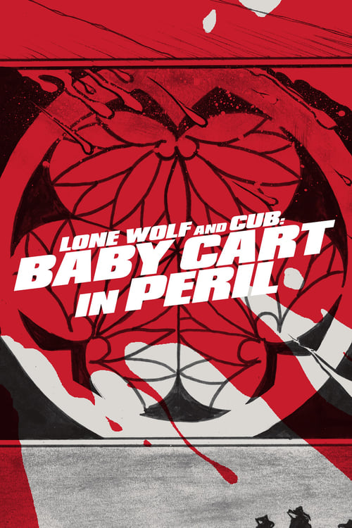 Largescale poster for Lone Wolf and Cub: Baby Cart in Peril