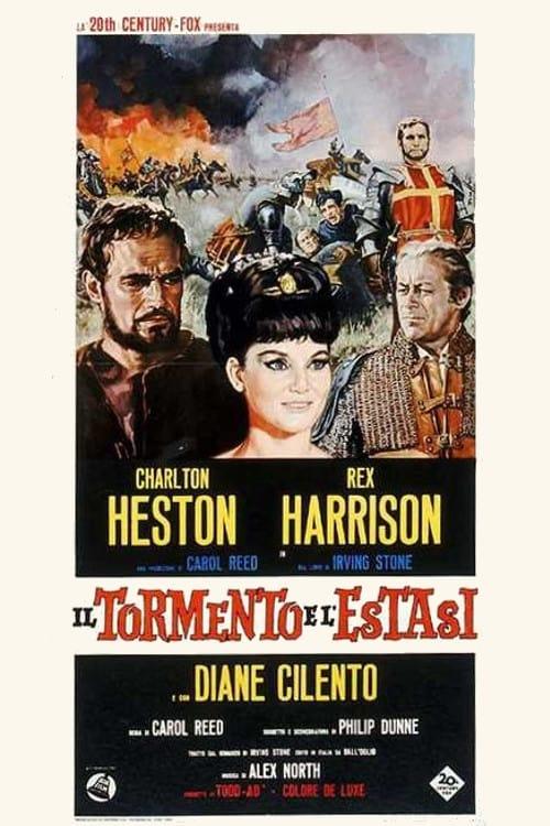 Il tormento e l'estasi (1965)