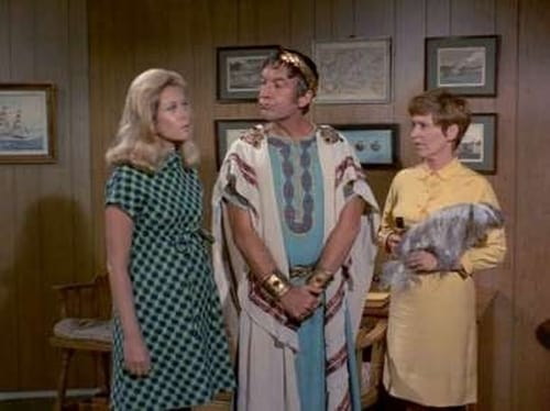 Bewitched: Season 6 – Épisode Samantha's Caesar Salad