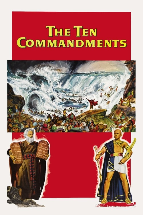 Watch The Ten Commandments (1956) Best Quality Movie