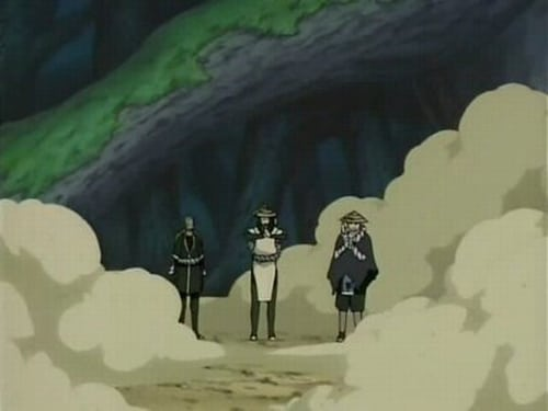 A Prova Chunin 2ª Etapa: A Floresta da Morte!