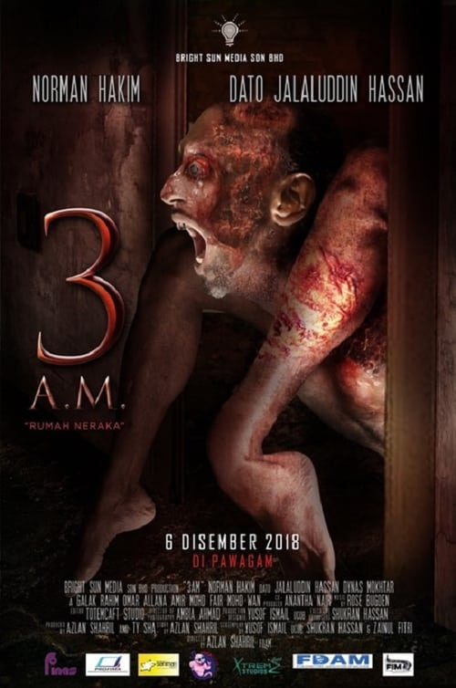 The poster of 3AM