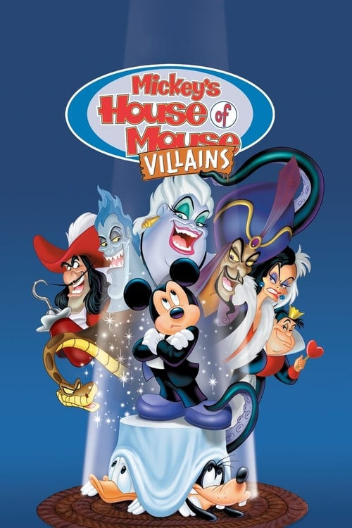 Mickey's House of Villains (2002) Poster