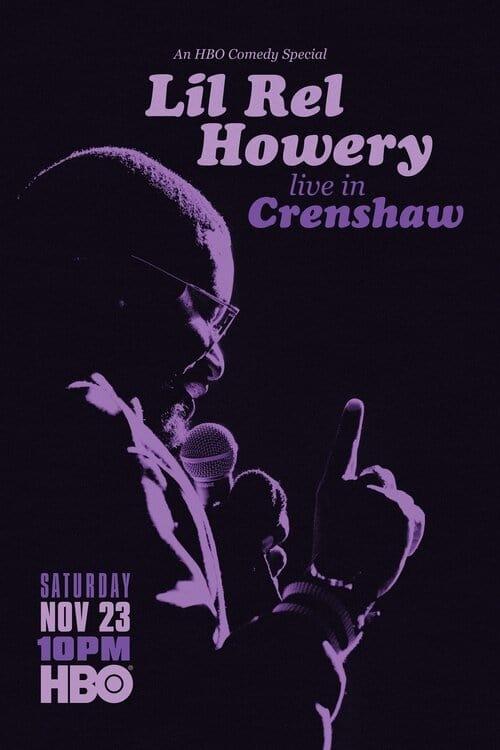 Mira La Película Lil Rel Howery: Live in Crenshaw En Buena Calidad Gratis