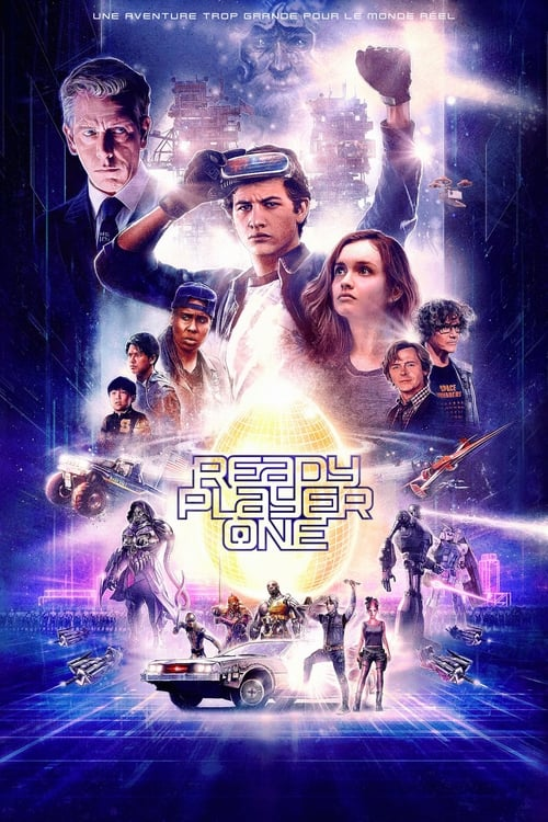 Ready Player One Film en Streaming HD