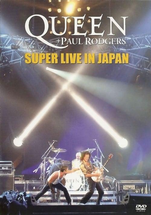 Assistir Queen + Paul Rodgers: Super Live In Japan Duplicado Completo