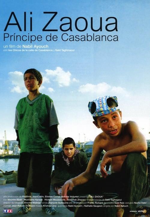 Película Ali Zaoua, príncipe de Casablanca En Buena Calidad Gratis