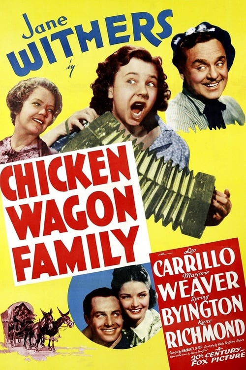 Assistir Chicken Wagon Family Duplicado Completo