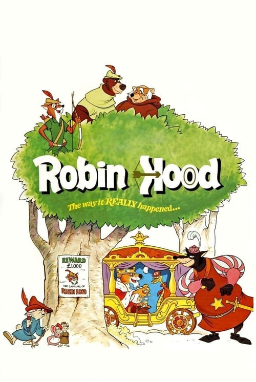 Download Robin Hood (1973) Best Quality Movie