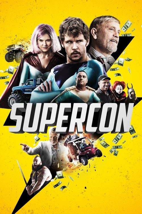 Watch Supercon 2017 Online HD 1080p