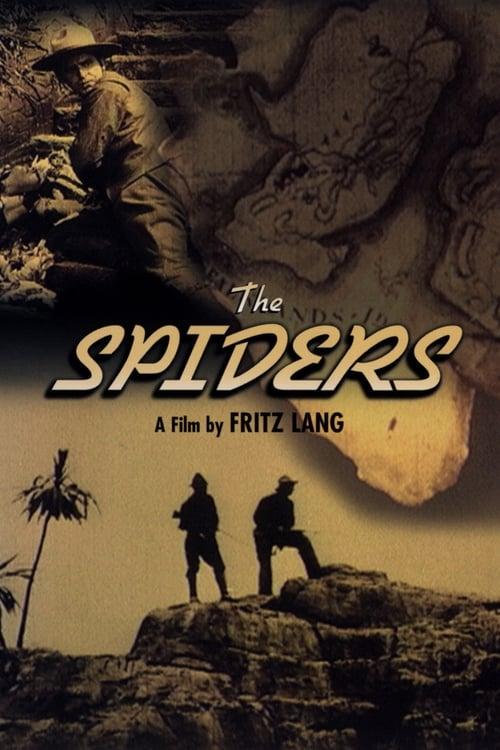 Filme Die Spinnen, 2. Teil - Das Brillantenschiff Com Legendas On-Line