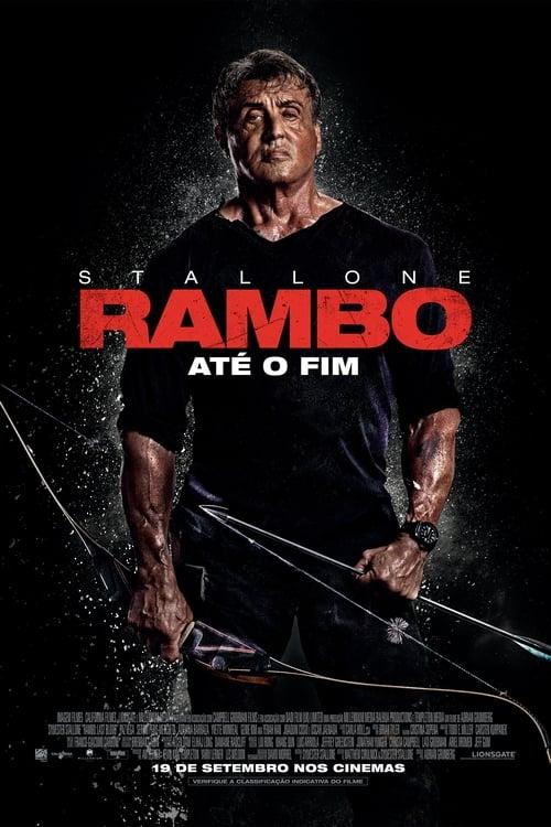 Assistir Rambo: Até o Fim