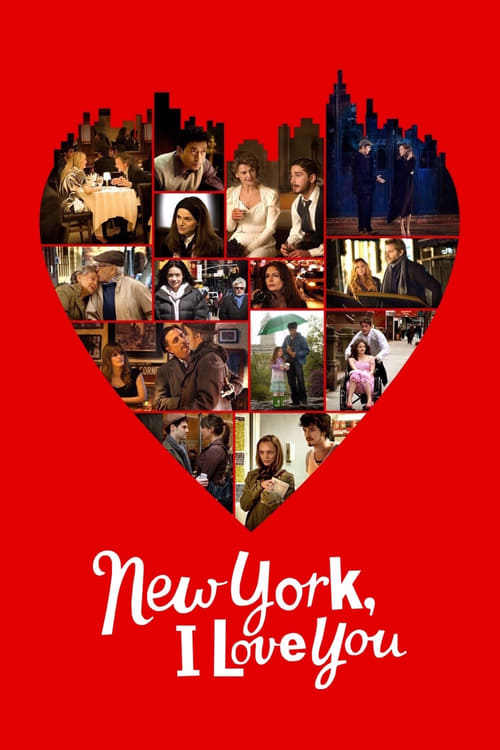 New York, I Love You - Poster