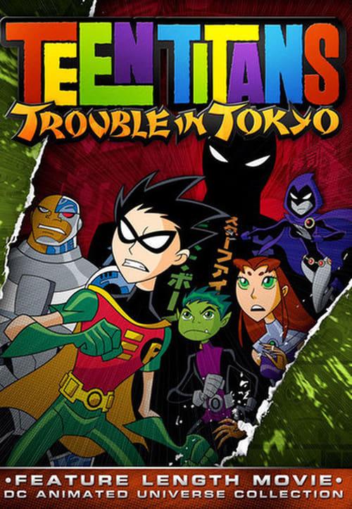 Teen Titans: Specials