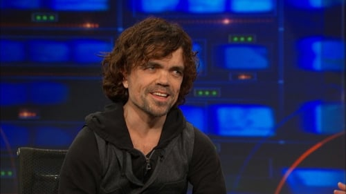 The Daily Show with Trevor Noah: Season 20 – Épisode Peter Dinklage