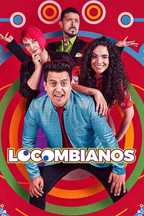 Locombianos - Poster