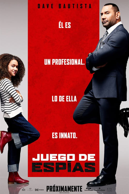 Película Juego de espías Gratis En Español
