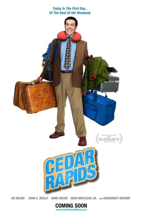Largescale poster for Cedar Rapids