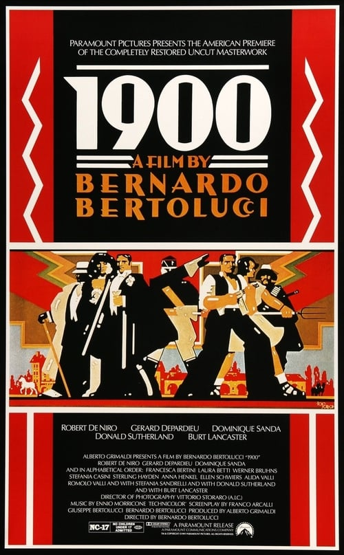 The poster of 1900