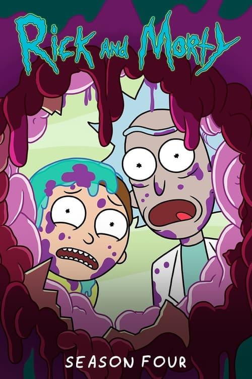 Subtitles Rick and Morty Season 4 in English Free Download