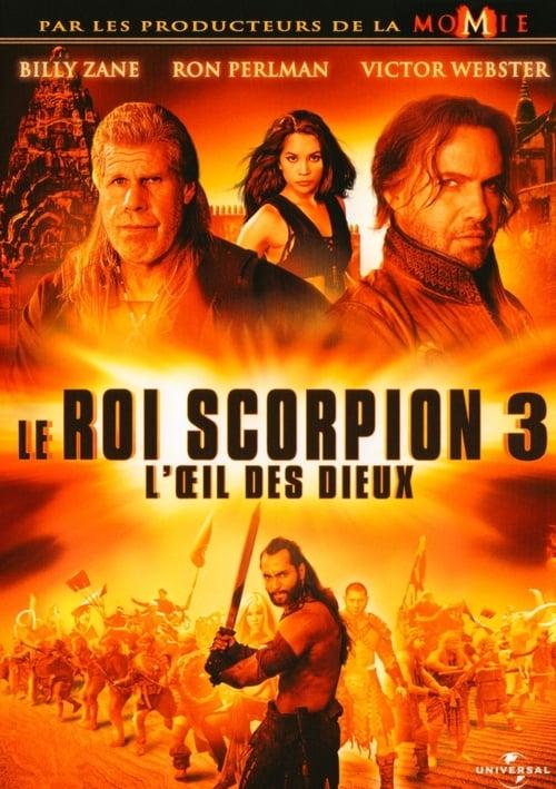 [HD] Le Roi Scorpion 3, L'Œil des dieux (2012) streaming Amazon Prime Video