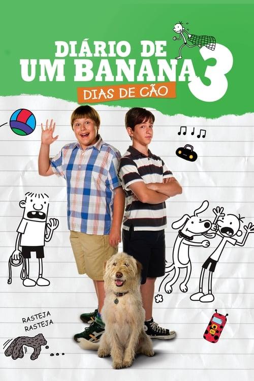 Assistir Diário de um Banana 3 - Dias de Cão Online