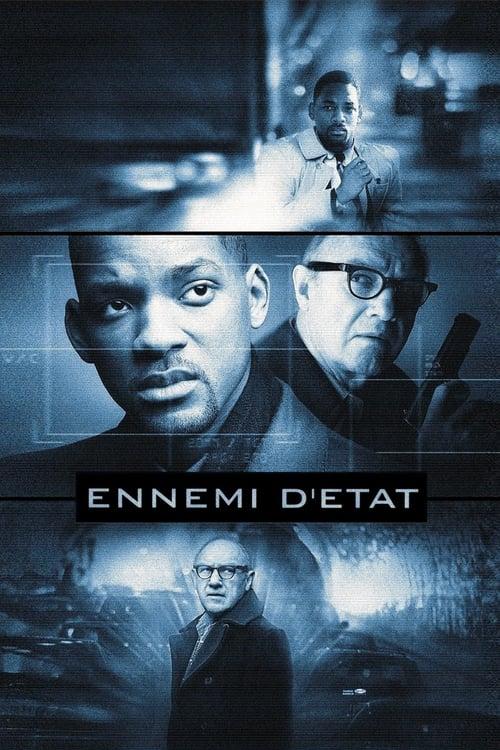Visualiser Ennemi d'État (1998) streaming vf