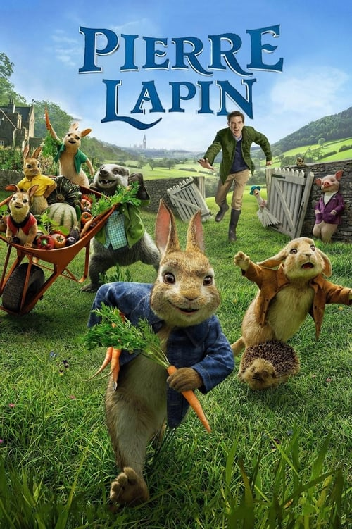 Regarder Pierre Lapin (2018) streaming openload