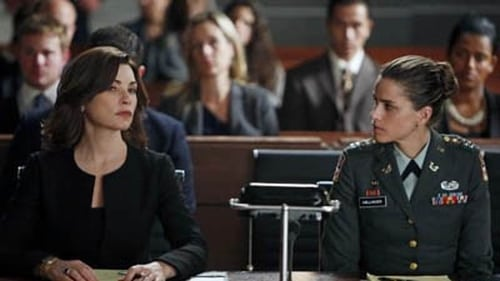 The Good Wife - Season 4 - Episode 6: The Art of War