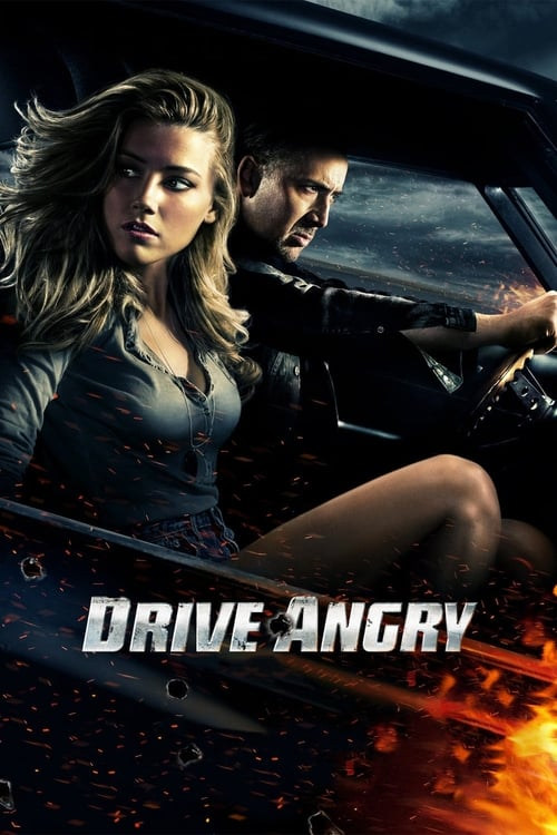 Drive Angry - Poster
