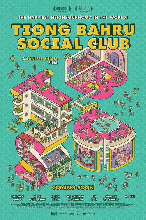 Tiong Bahru Social Club (2020) Poster