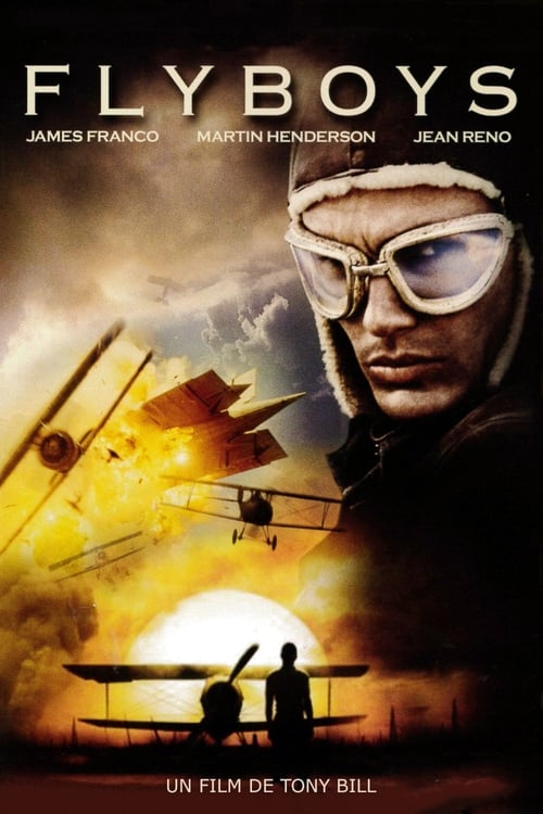 [720p] Flyboys (2006) streaming Netflix FR