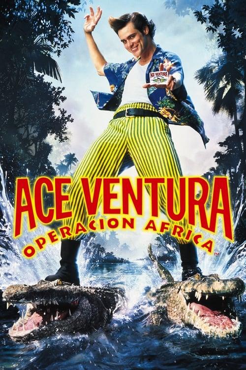 Mira Ace Ventura: operación África En Buena Calidad Hd 1080p