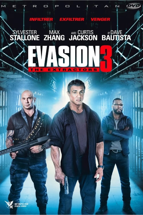 ➤ Évasion 3 : The Extractors (2019) streaming openload