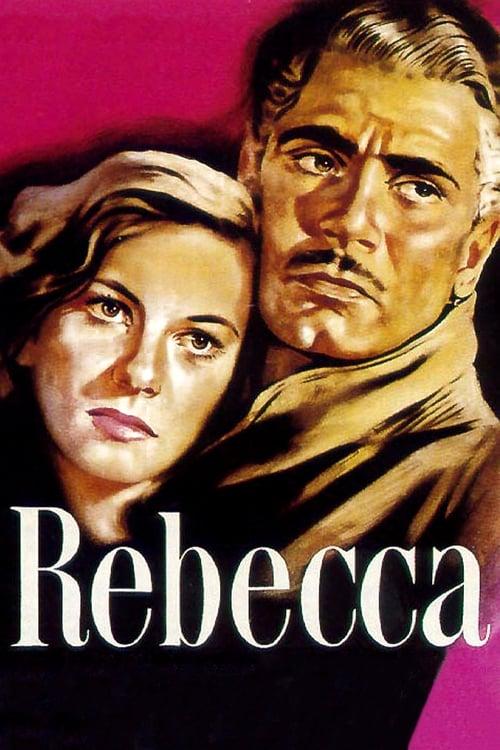 Rebecca Affiche de film