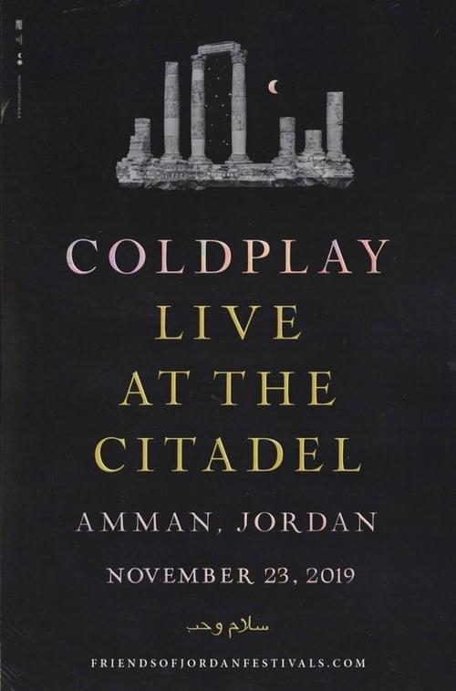 Filme Coldplay: Live in Jordan Em Português