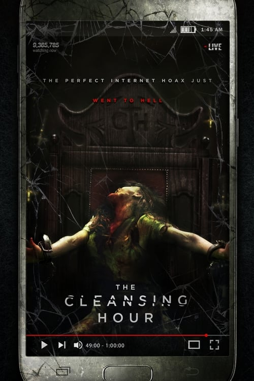The Cleansing Hour poster