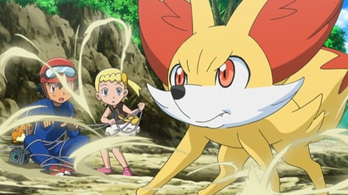Pokémon: XY – Épisode Giving Chase at the Rhyhorn Race!